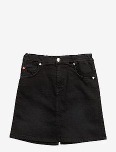 Washed Black/Black Safrana - rokjes - washed black