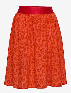 Flower Jam Sagalina - rokjes - red