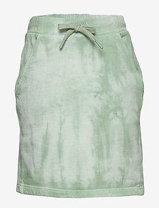 Organic TND Sweat Sweeny - spódnice - soft army