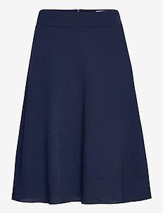 Recina Stelly C - midi kjolar - navy