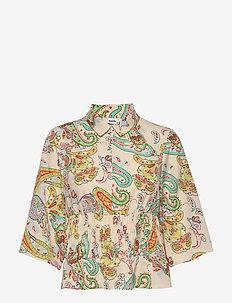 Neo Paisley Bornella - blouses med korte mouwen - paisley