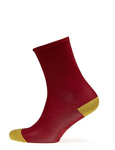 Sparkly Aia - RED/YELLOW