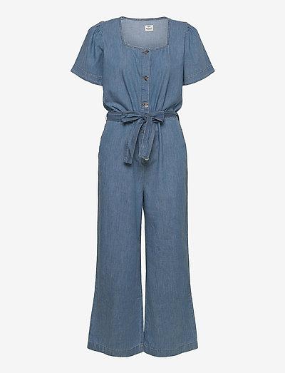 Light Indigo Cammy - tøj - soft blue
