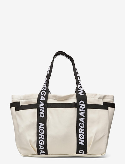 Heavy Recy Cotton Tooly - shoppers  - off white