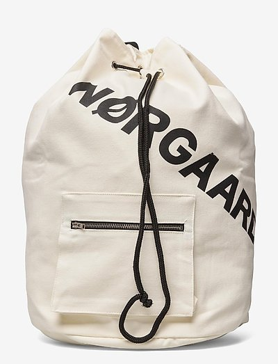 Heavy Recy Cotton Tampa - bags - off white