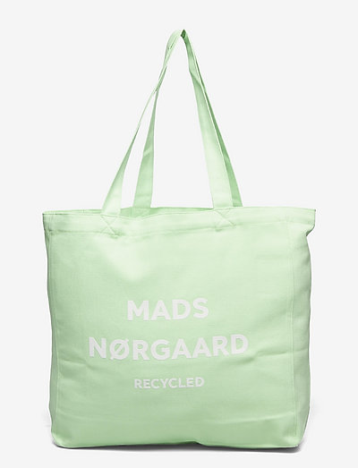 Recycled Boutique Athene - shoppingväskor - pastel green