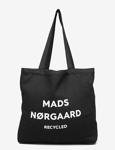 Recycled Boutique Atheno - shoppers - black