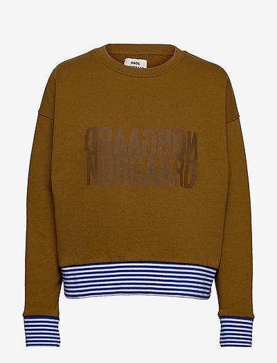 Organic Sweat Tilvina - sweatshirts & hoodies - breen