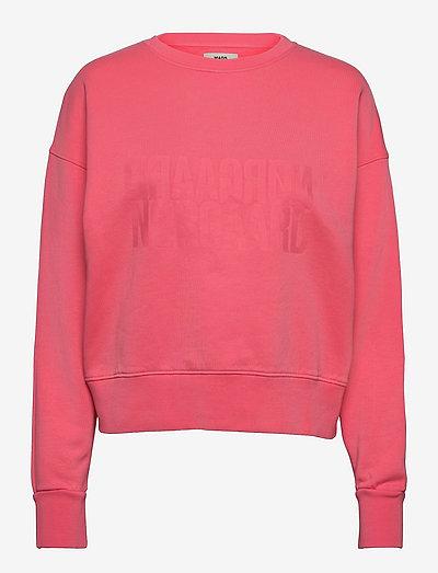 Organic Sweat Tilvina - sweatshirts & hoodies - strawberry pink