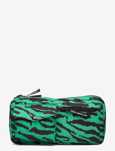 Bel One Art Carni - bæltetasker - multi deep mint
