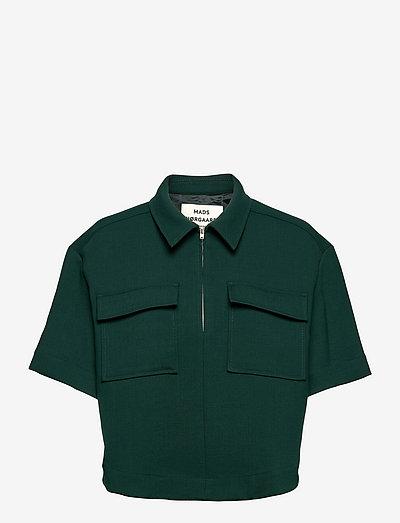 Rondine Sia - kortærmede skjorter - scarab