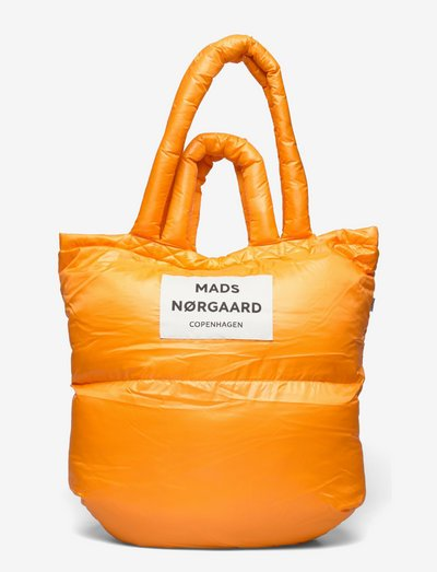Shiny Poly Pillow - tote bags - oriole