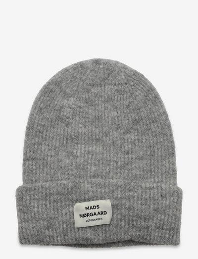 Winter Soft Anju - mössor - light grey melange
