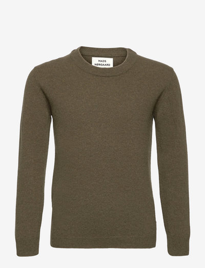 Eco Wool Karstino - pullover - capers