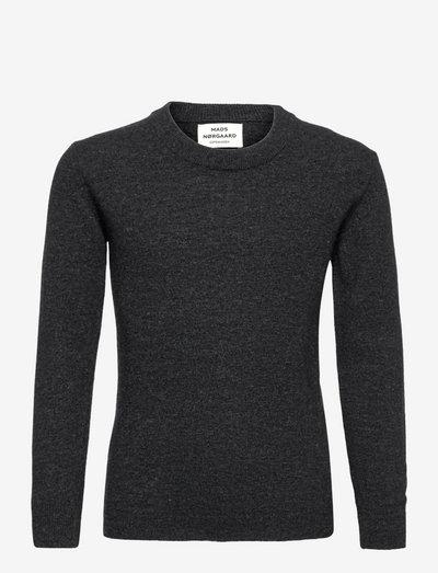 Eco Wool Karstino - pullover - charcoal