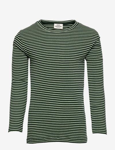 2x2 Cotton Stripe Talino - langärmelig - multi scarab