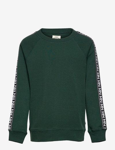 Cotton Rib Steltino Tape - sweat-shirt - scarab