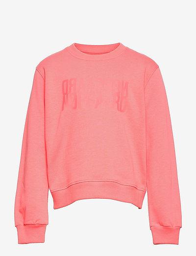 Organic Sweat Talinka - sweatshirts - strawberry pink