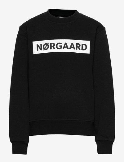 Organic Sweat Solo - sweat-shirt - black