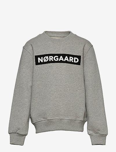 Organic Sweat Solo - sweat-shirt - grey melange