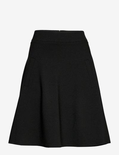 Recycled Sportina Stelly - midi kjolar - black