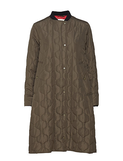 Ripstop Quilt Campy - ARMY BROWN