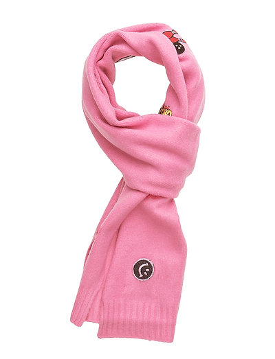 Badge Knit Axelle - PINK