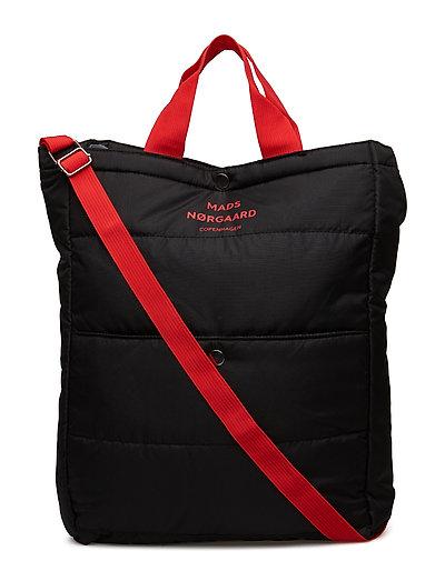 Töte Bag I - BLACK/RED