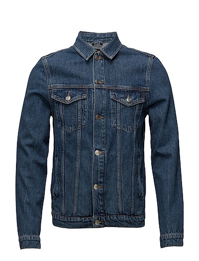 Denim Jacket Ziggy - STONEWASH