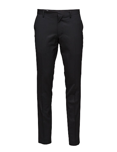 Wool Twill Party - BLACK