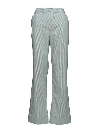 Pop Stripe Prexy Cuff - GREEN/WHITE