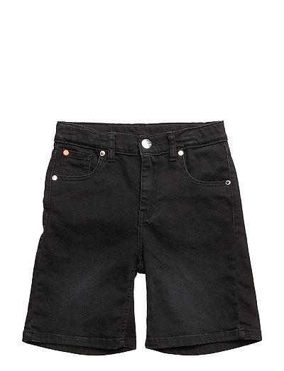 Washed Black/Black Jagino Shor - WASHED BLACK