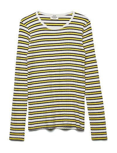 5x5 Stripe StripeTalino - YELLOW/MARINE