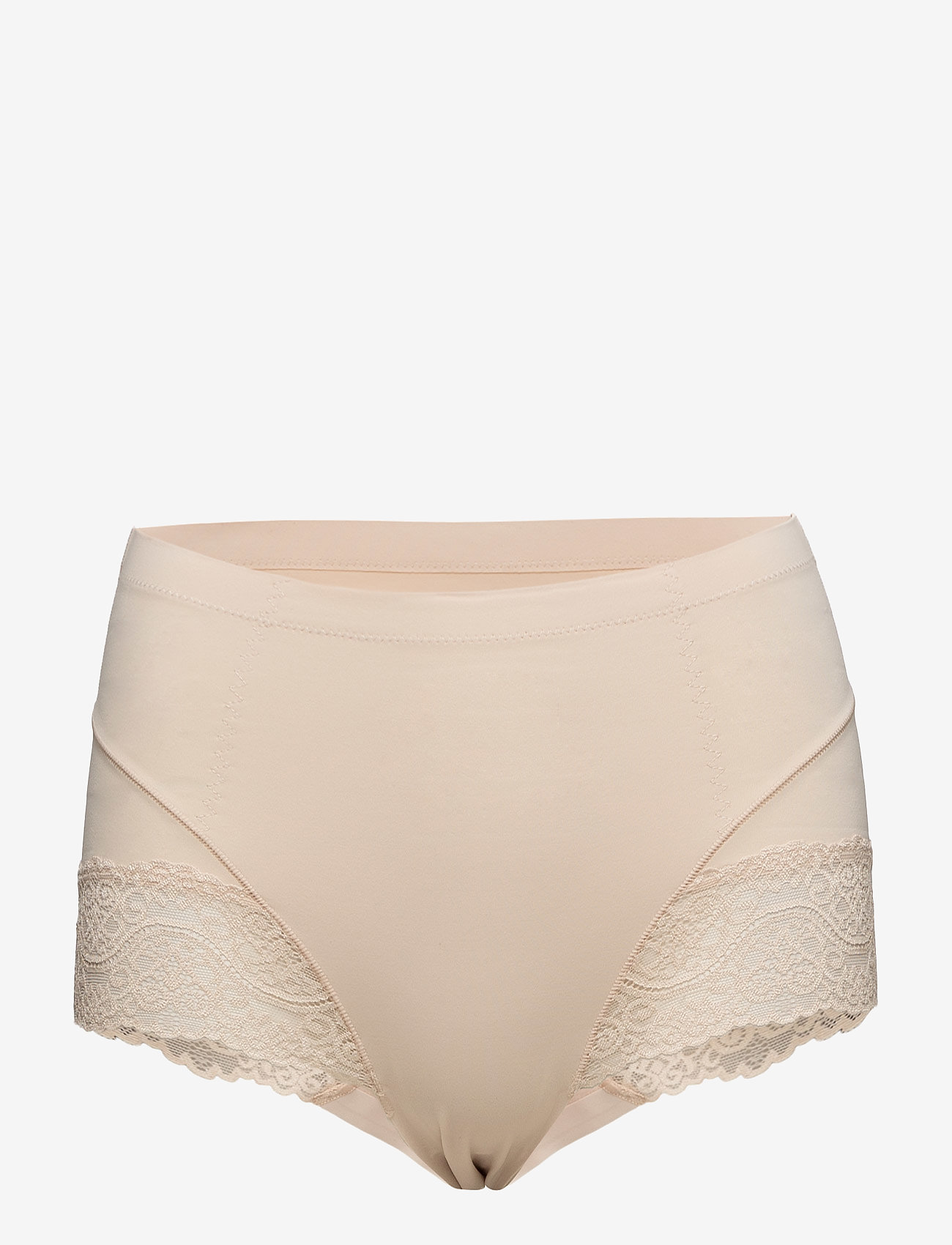 Magic Bodyfashion - Tummy Squeezer with Lace - broekjes - latte - 0