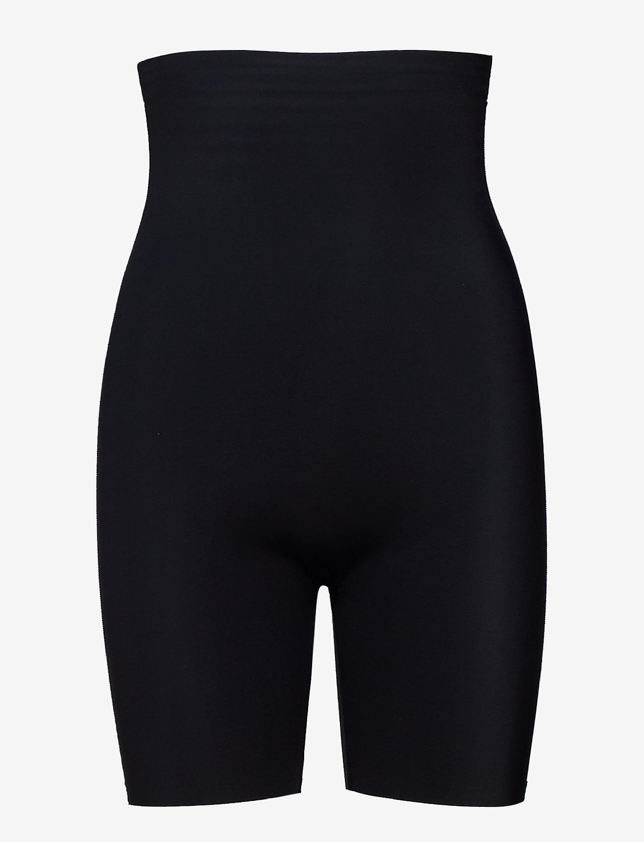 Magic Bodyfashion - Maxi Sexy Hi-Bermuda - bottoms - black - 0