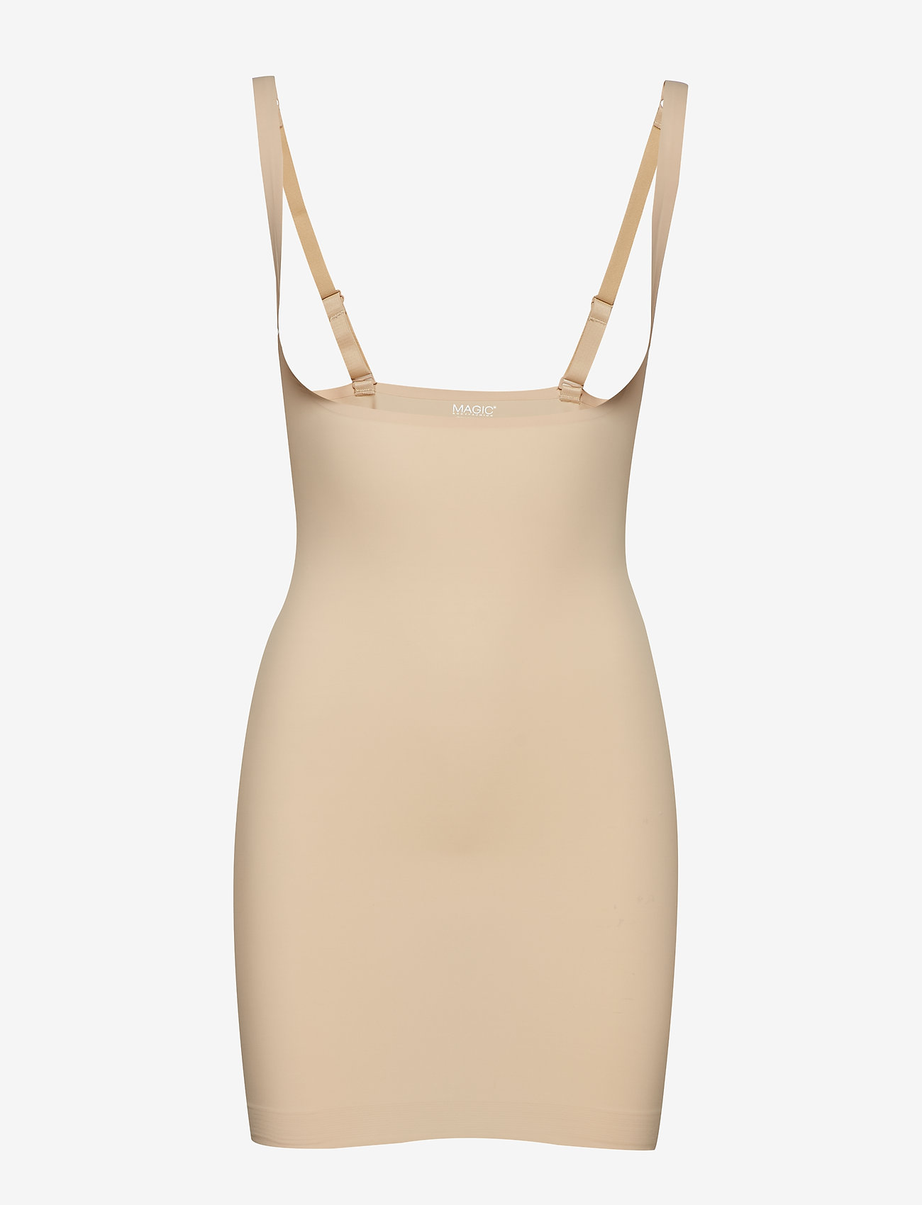 Magic Bodyfashion - Maxi Sexy Dress - tops - latte - 0