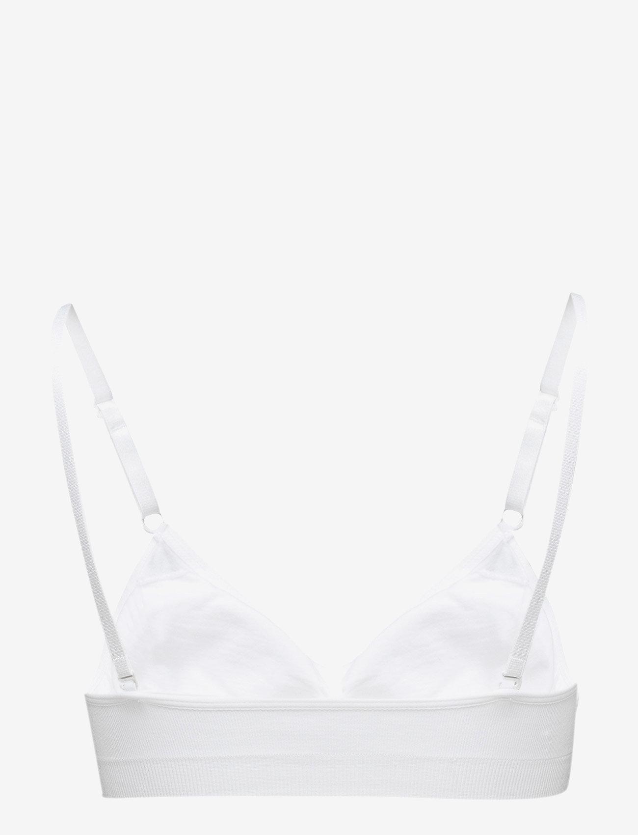 Magic Bodyfashion - Comfort Bra Spaghetti Straps - bra without wire - white
