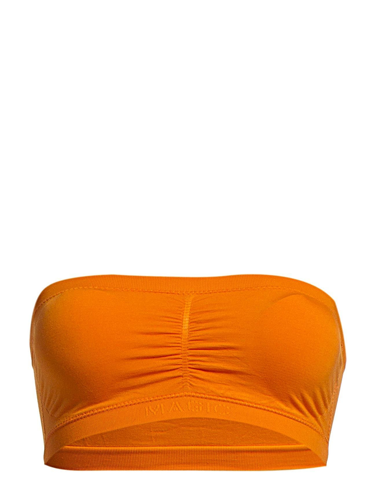 Image of Bandeau Push Up Bra Lingerie Bras & Tops Push-up Bra Orange Magic Bodyfashion (3452073265)
