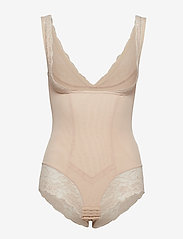 Magic Bodyfashion - Super Control Body - topper - body beige - 0