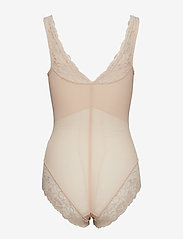 Magic Bodyfashion - Super Control Body - topper - body beige - 1