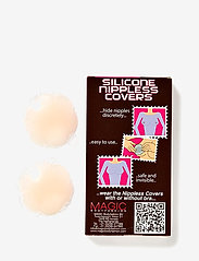 Magic Bodyfashion - Silicone Nippless Covers - accessoires - skin - 0