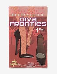 Magic Bodyfashion - Diva Fronties - såler - clear - 1