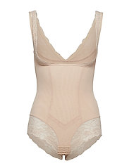 Super Control Body - BODY BEIGE