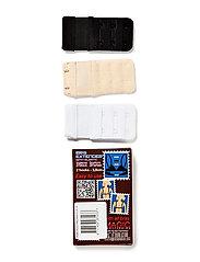 Bra Extender - WHITE, BLACK, BEIGE