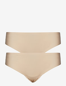 Dream Invisibles Thong - string - latte
