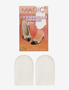 Cinderella Heels - CLEAR