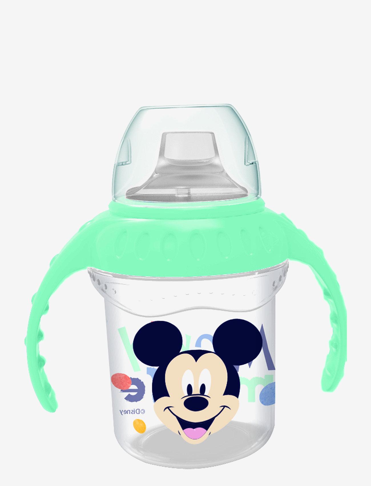 Disney Baby Toddler silicone sippy training mug Mickey