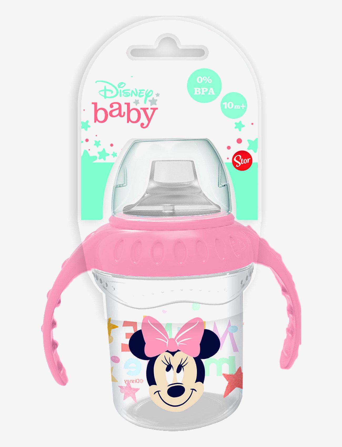 Disney Baby Toddler silicone sippy training mug Minnie