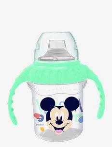 Disney Baby Toddler silicone sippy training mug Mickey - vattenflaskor - multi coloured