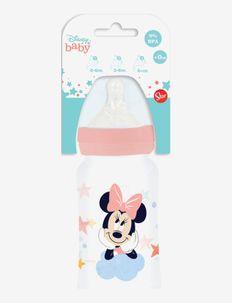 Disney Baby 240ml  wideneck bottle silicone teat Minnie - sutteflasker - multi coloured